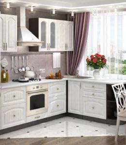 Кухня угловая «Верона»