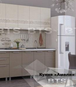 """Кухня """"Амели"""" 2 м. (со столешницей)"""