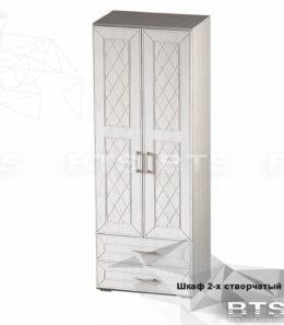 """Шкаф 2-х ств. """"Британика"""""""