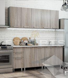 """Кухня """"Эко"""" 2 м. (со столешницей)"""