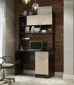 Письменно-компьютерный стол ПКС-2 (Венге)