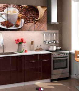 """Кухня """"Кофе"""" 1.4 м."""